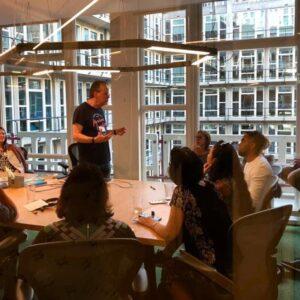 Wat is on-demand facilitation door Tony de Bree